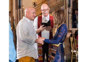 Houston wedding officiant Jeff & Marty - We Do...I Do's