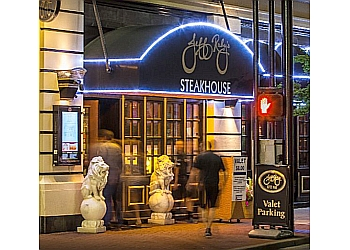Cincinnati steak house Jeff Ruby's