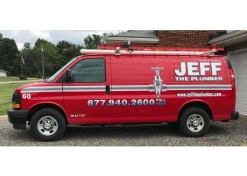 Akron plumber Jeff The Plumber