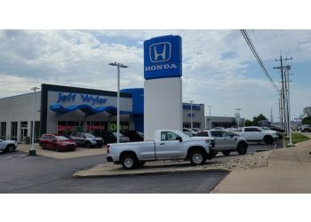 Cincinnati car dealership Jeff Wyler Honda of Colerain