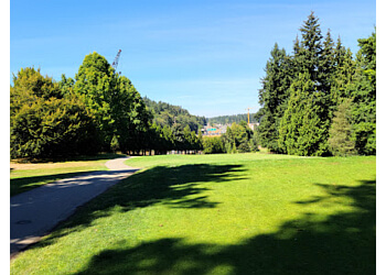 Seattle golf course Jefferson Park Golf Course