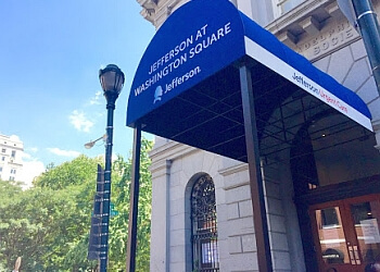 Philadelphia urgent care clinic Jefferson at Washington Square