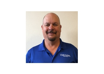 North Las Vegas physical therapist Jeffrey Hill, PT