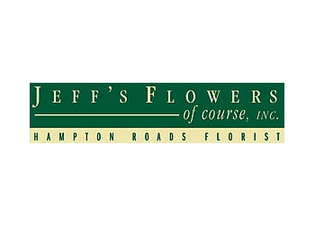 Newport News florist Jeff's Flowers of Course