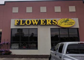 Newport News florist Jeff's Flowers of Course
