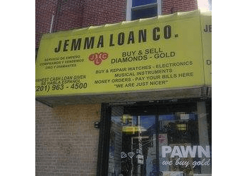 Jersey City pawn shop Jemma Loan Co Inc.