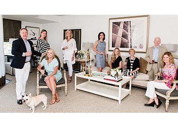 Baltimore interior designer Jenkins Baer Associates