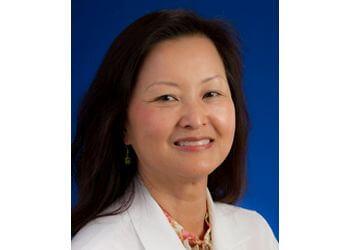 Santa Clara cardiologist Jennifer Han, MD