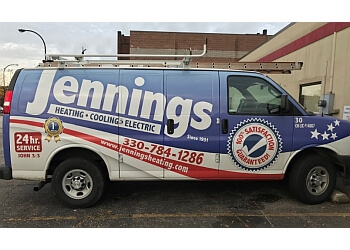 Akron hvac service Jennings Heating and Cooling Co., Inc.