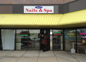 Grand Rapids nail salon Jenny's Nail & Spa