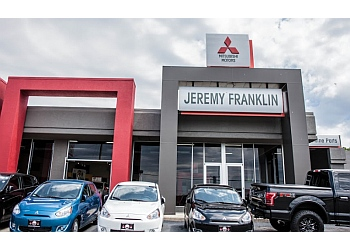 Kansas City car dealership Jeremy Franklin Mitsubishi