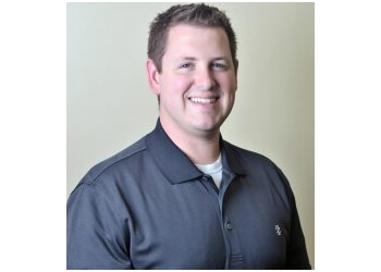 Springfield physical therapist Jeremy Graddy, DPT