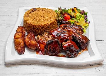 Jersey City food truck Jerkin Chicken
