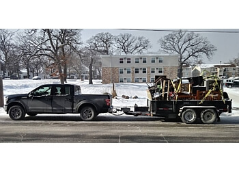 Des Moines junk removal Jermaines Hauling & Services,Inc.