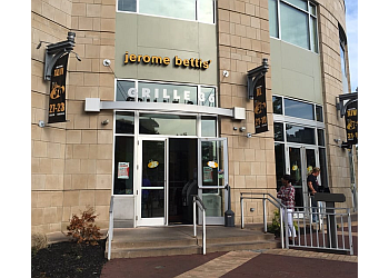 Pittsburgh sports bar Jerome Bettis' Grille 36