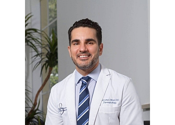 Fort Lauderdale dermatologist Jerome R. Obed, DO