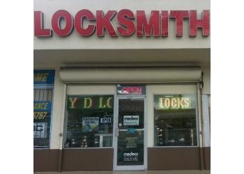 Miami locksmith Jerry D. Locksmith