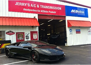 Gainesville car repair shop Jerry's A/C & Auto Repair