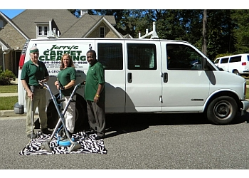 Jerry's Carpet Cleaning