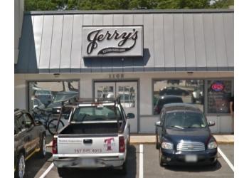 Chesapeake night club Jerry's Restaurant & Lounge