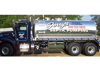 Aurora septic tank service Jerry's Sewer Cleaning Service, Inc.