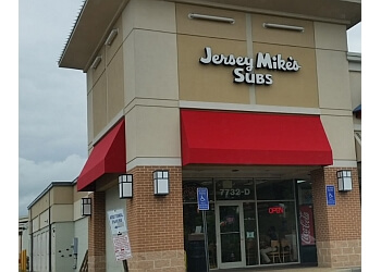 Alexandria sandwich shop Jersey Mike's Subs