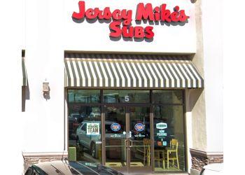 North Las Vegas sandwich shop Jersey Mike's Subs