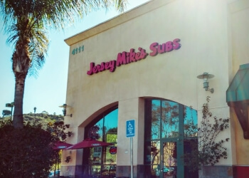 Oceanside sandwich shop Jersey Mike's Subs