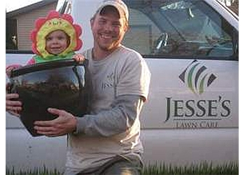 Madison lawn care service Jesse's Lawn Care