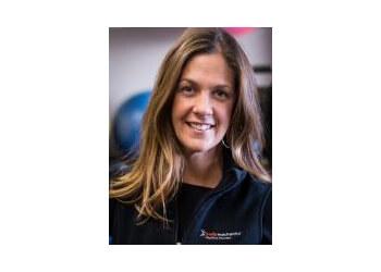 Milwaukee physical therapist Jessica Davies, PT, CFMT, CSCS