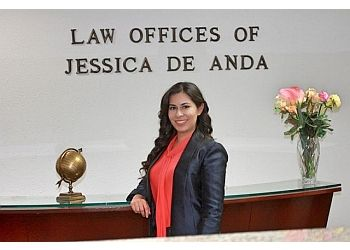 San Bernardino bankruptcy lawyer Jessica De Anda - LAW OFFICES OF JESSICA DE ANDA