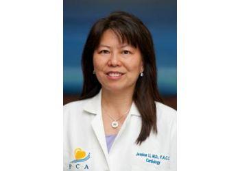 Costa Mesa cardiologist Jessica Li, MD, FACC