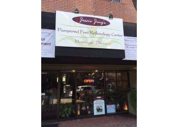 Santa Rosa massage therapy Jessie Jing's Massage Therapy