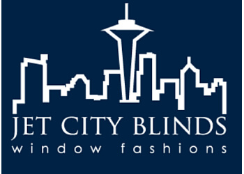 Seattle window treatment store Jet City Blinds