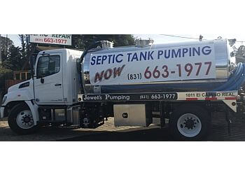 Salinas septic tank service Jewell's Pumping and Septic Service