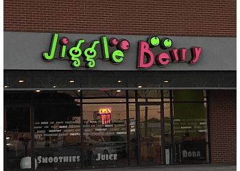 Amarillo juice bar Jiggle Berry