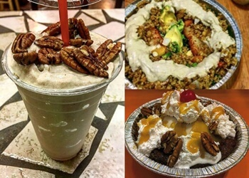 Norfolk vegetarian restaurant Jikoni Cafe
