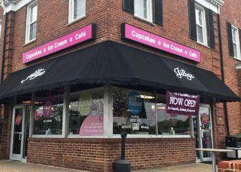 St Louis cake Jilly's Cupcake & Ice Cream Bar