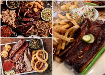 Birmingham barbecue restaurant Jim 'N Nick's Bar-B-Q