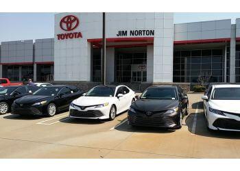 Tulsa car dealership Jim Norton Toyota