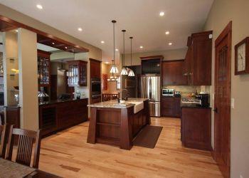 Milwaukee custom cabinet Jim Wirtz's Woodworks, Inc.
