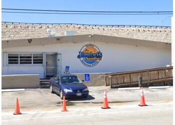 Hollywood seafood restaurant Jimbo's Sand Bar