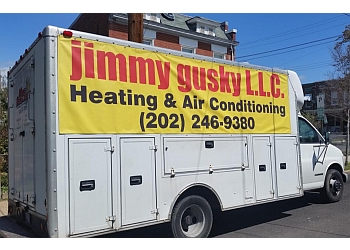 Washington hvac service  Jimmy Gusky LLC