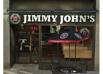 Lowell sandwich shop Jimmy John's