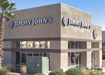 North Las Vegas sandwich shop Jimmy John's