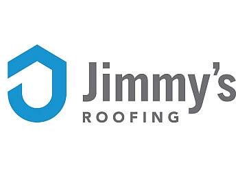 Spokane roofing contractor Jimmy's Roofing
