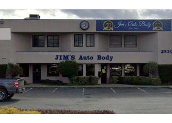 Concord auto body shop Jim's Auto Body
