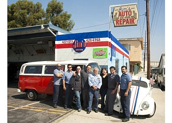 Long Beach car repair shop Jim's Auto Repair