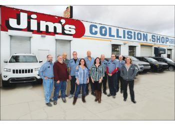 Detroit auto body shop Jim's Collision Shop
