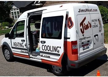 Boise City hvac service Jim's Heating & Cooling